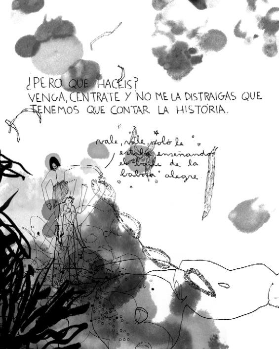 Rafa Castañer: Jardín.