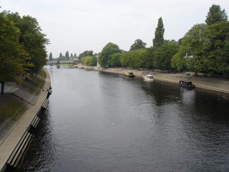 River Ouse, York