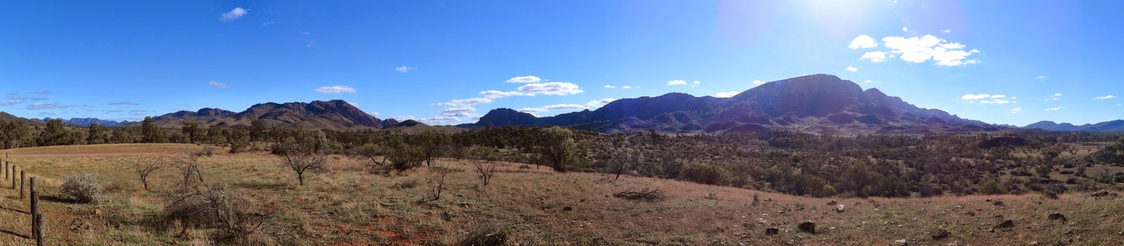 Aroona Valley