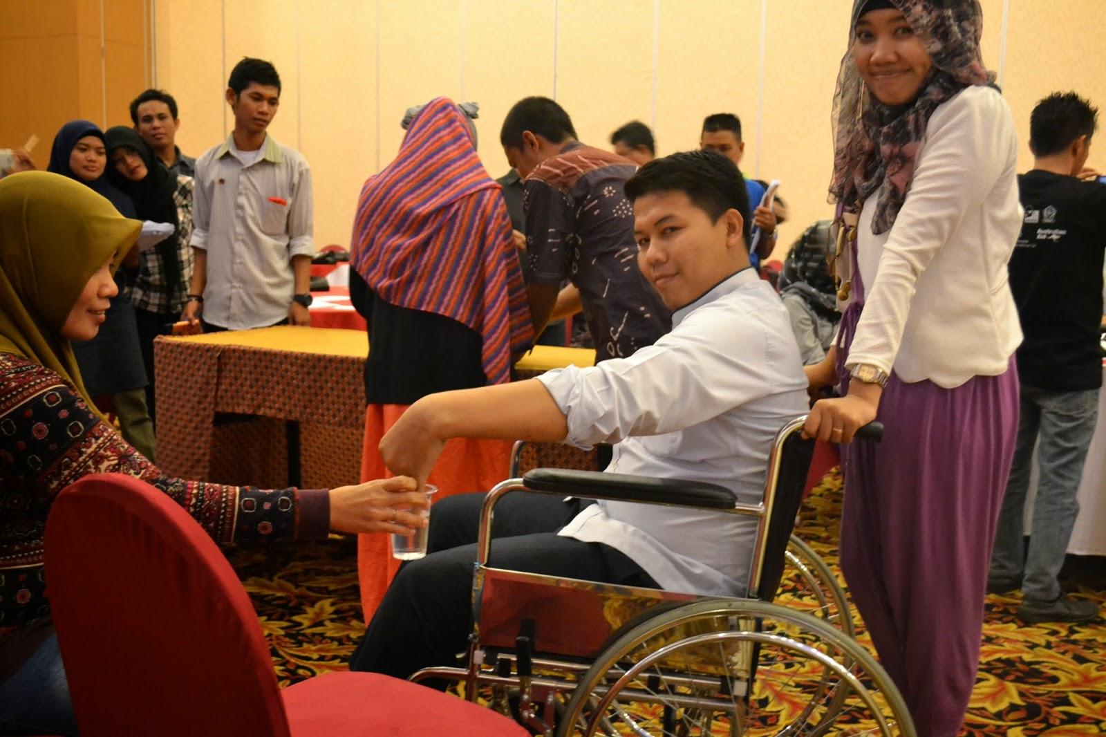 Election Simulation at South Sulawesi Observer Workshop 2-3 July 2014 (2)