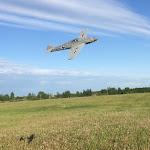 Пролёт на Me-109F