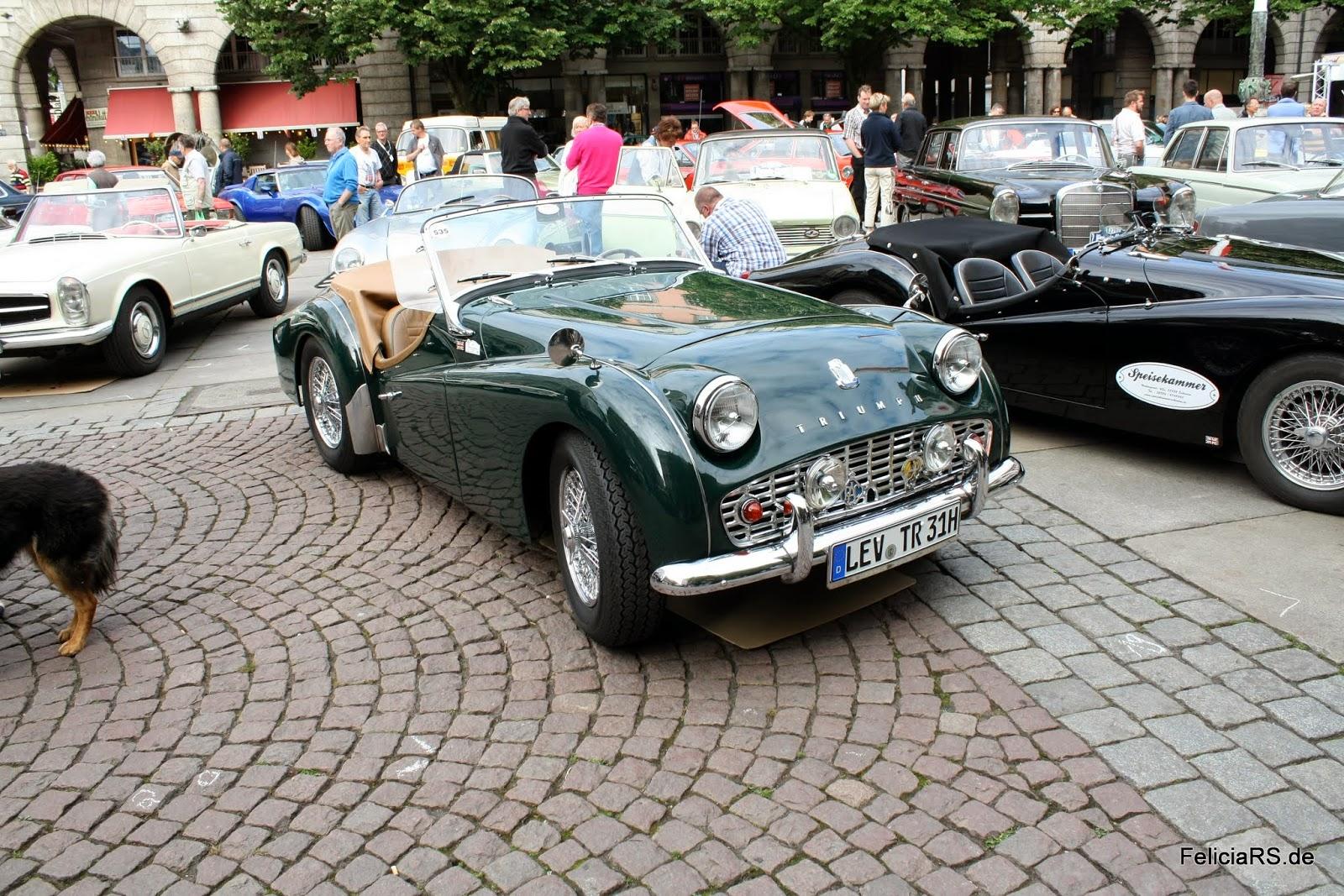 Triumph TR 3 B 1962