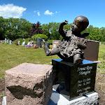 Features and Estate Memorials