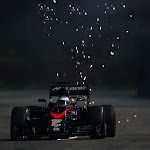 Fernando Alonso, McLaren MP4-30 Honda