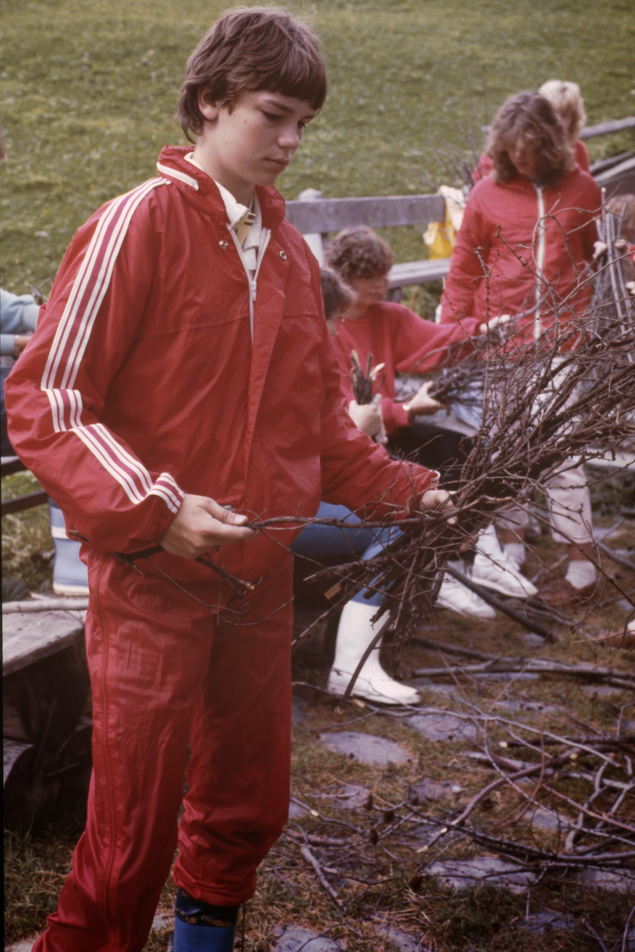 1987 Sommerlager BR - SolaBR87_117