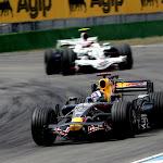 David Coulthard Red Bull RB4