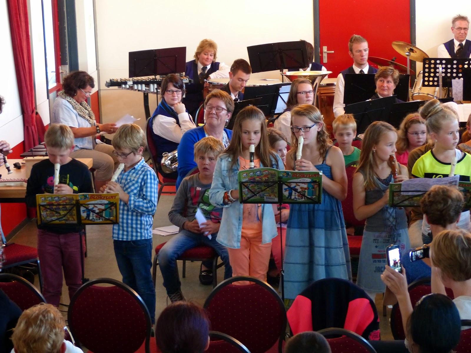 Concordia - Album 2014-06 - MIDS (Muziek in de scholen)