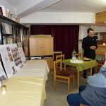 A kiállítás, melyet Babucs Zoltán nyitott meg, csütörtökönként látogatható november végéig az Artézi kutak terén