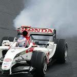 Engine failure, Jenson Button, BAR 006
