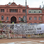 Argentina is home to many protests against the government and everything