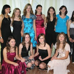 Loučení s devátou třídou 2009