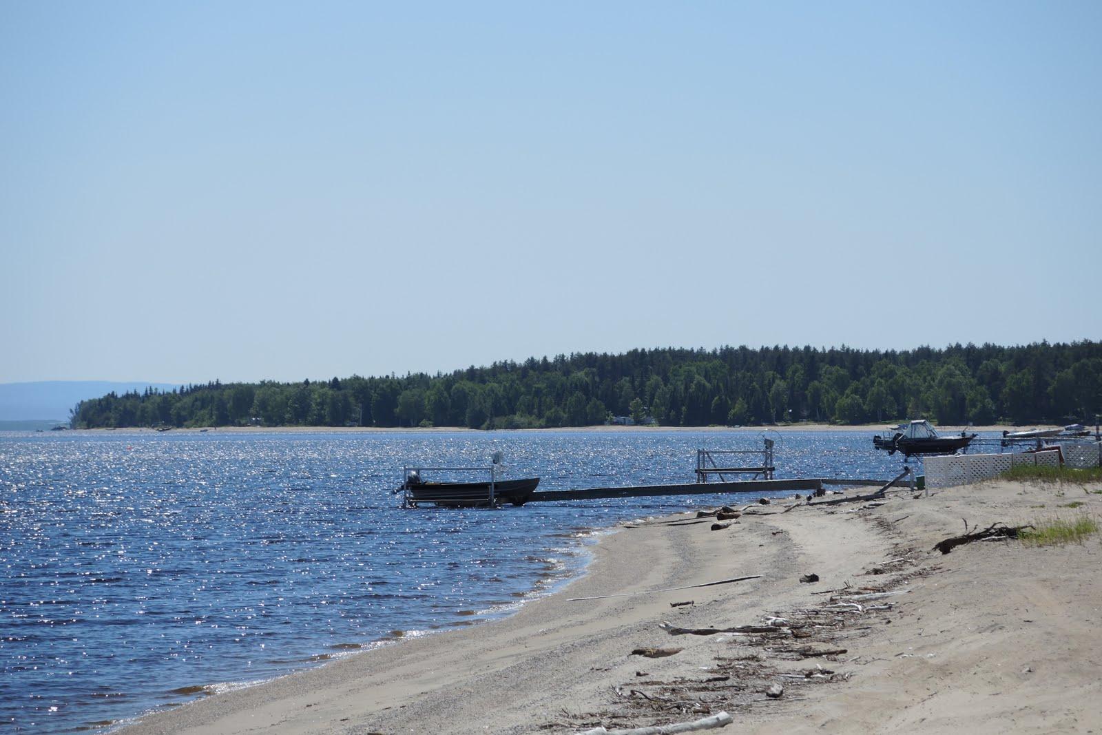 Lac Saint-Jean depuis Vauvert