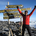 Kilimanjaro, Highest Mountain in Africa located in Tanzania