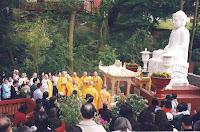 1998 - Open Eye Ceremony for Sakyamuni Buddha Statue