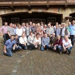 2014 Pättkestour des Vorstandes