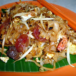 Char kway teow, Penang hawker stall