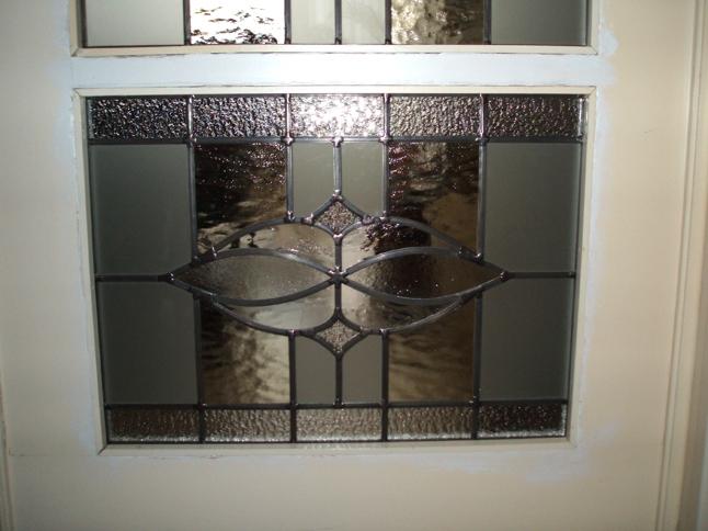 Detail kamer en suite deuren