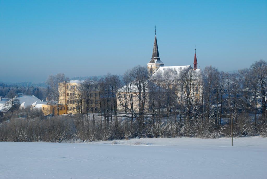Ladovská zima 2010 - DSC_1634