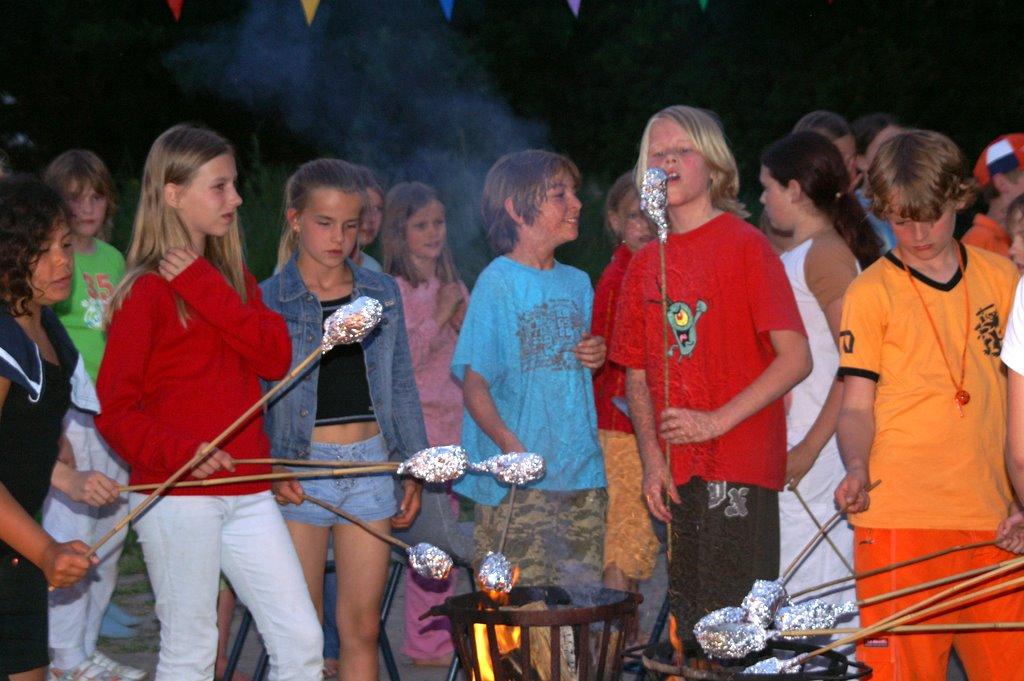 Kampeerweekend  23,24 juni 2006 - kwk_2006 141