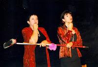 Trinidad et Lily Boulogne 03 Femmes au bord ... 1998 Simplé