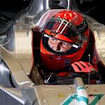 Michael Schumacher, Mercedes W02