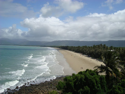 4 Mile Beach from a lookout