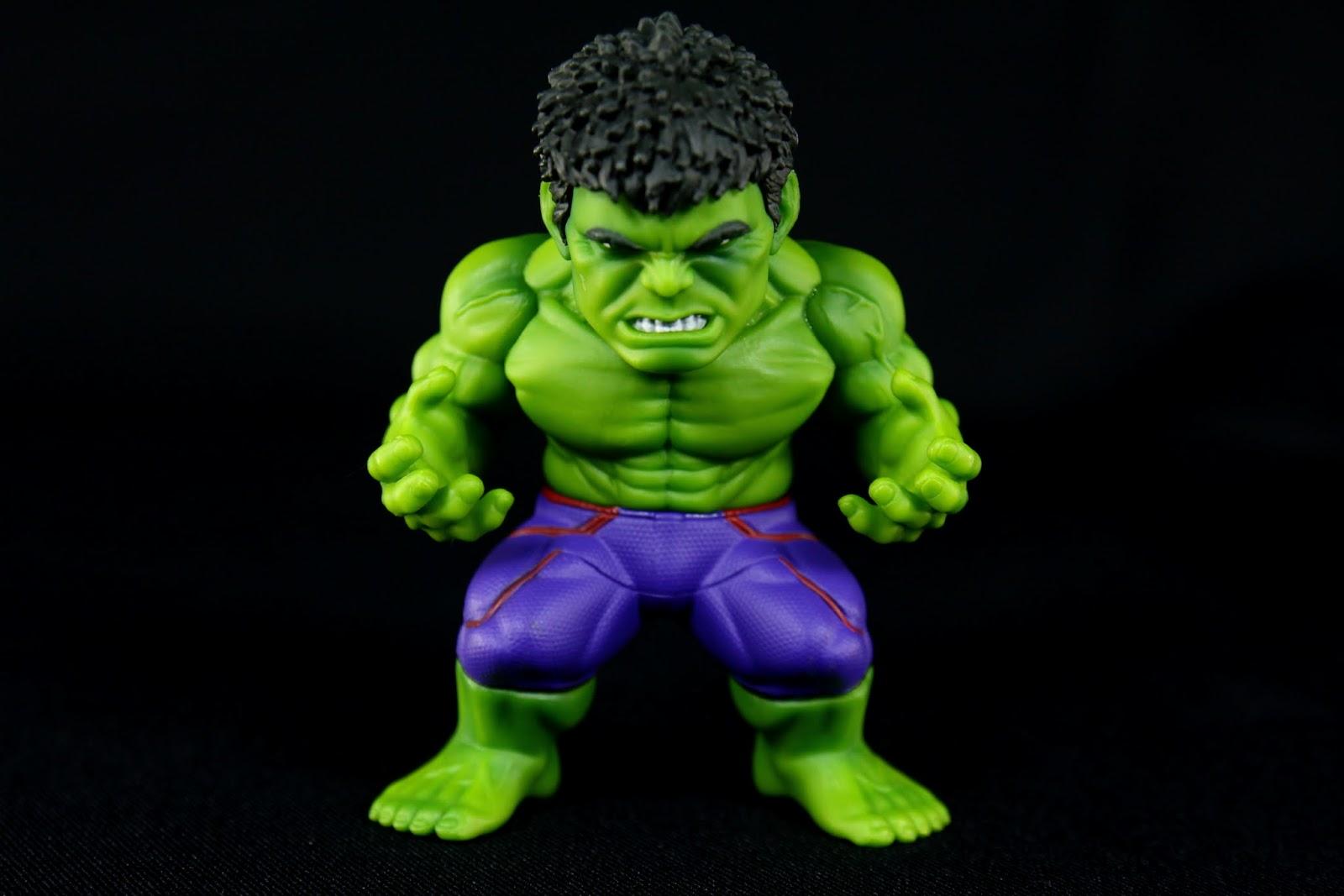 綠巨人浩克!