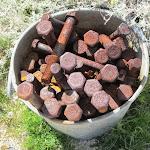 Bucket of bolts