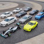 Mercedes promotion image