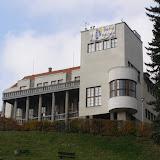 Monumentální budova Déčka (DDM Náchod), našeho útočiště