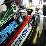 Anthony Davidson, Minardi PS02
