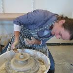 Pottenbakken Workum - 4 maart 2012