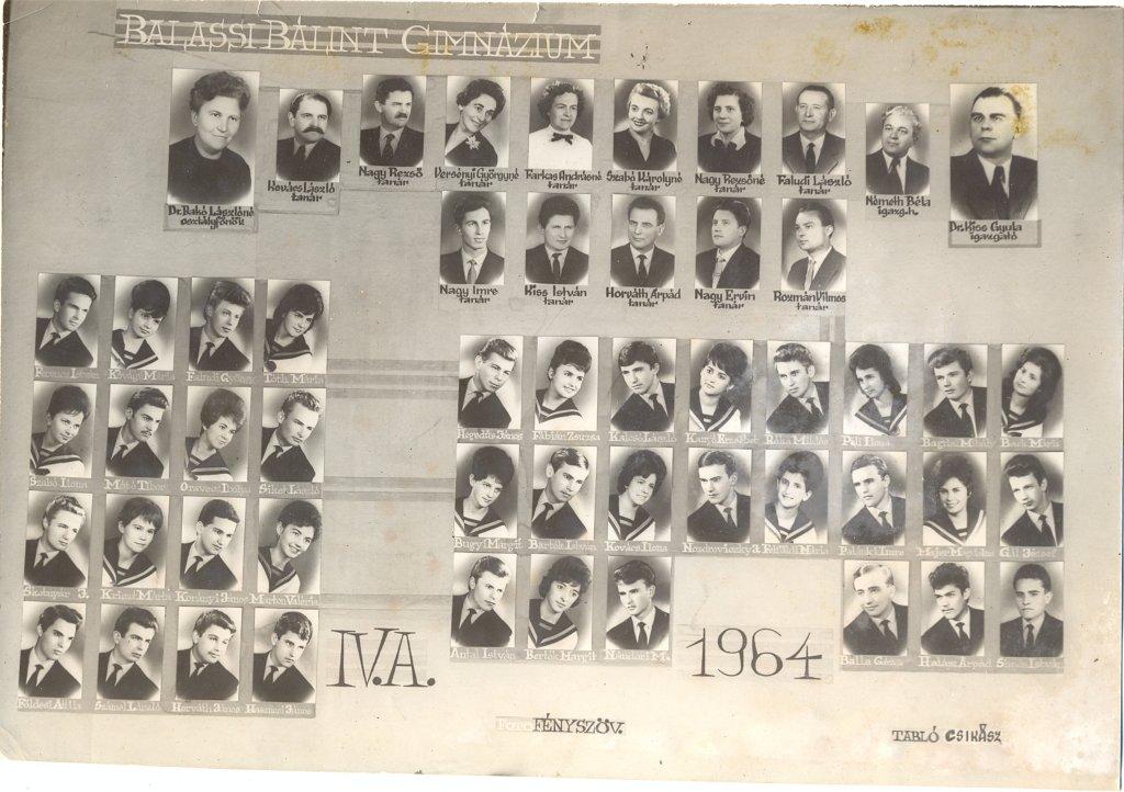 1964 - IV.a