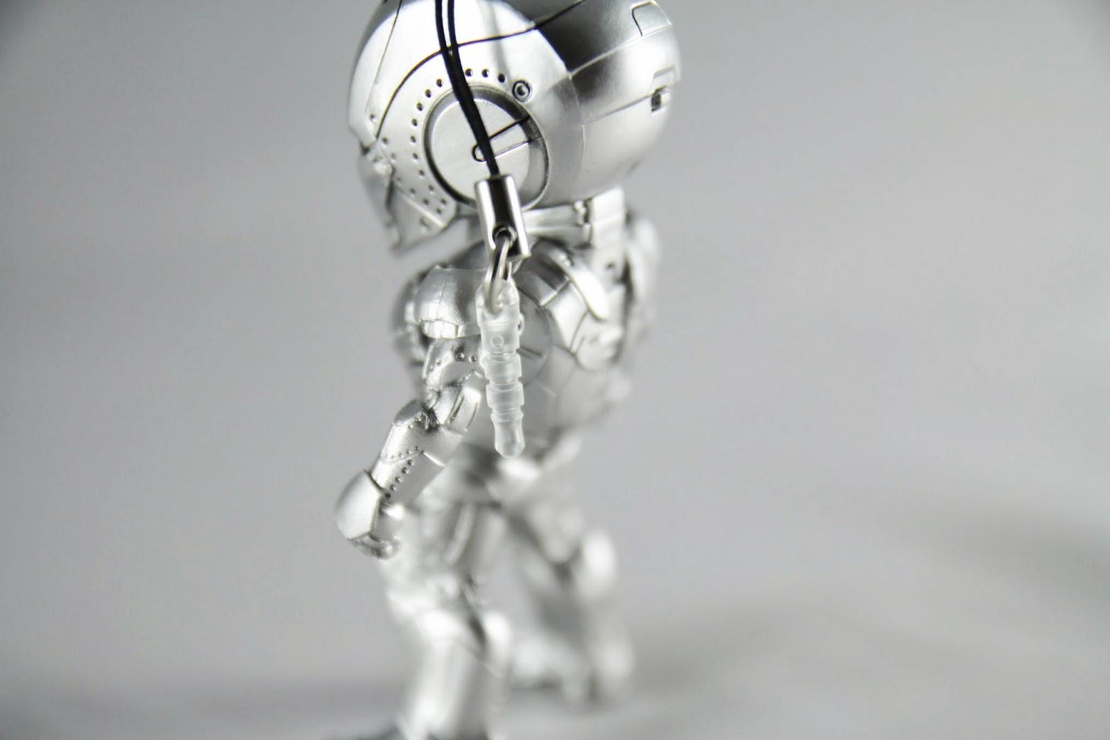 這是耳機塞 透明的