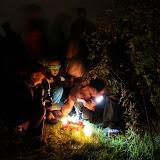 Prosinec - zapalování svíček na adventním věnci