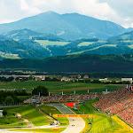 2014 Formula One Austrian Grand Prix, Red Bull Ring, Spielberg