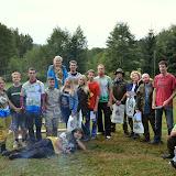 Drobné odměny si zaslouží i táboroví vedoucí, kteří na přípravě tábora pracovali přes půl roku