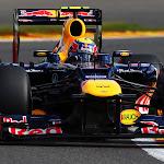 Mark Webber Red Bull RB8