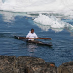 Most Europeans know at least two Inuit words: Qajaq (Kayak) and Anorak, both are visible here