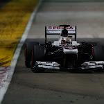 Pastor Maldonado, Williams FW35 Renault