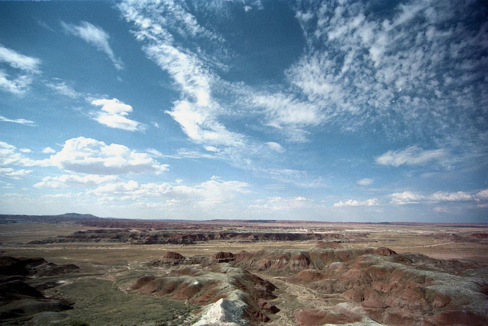 Painted Desert Big Sky