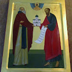Fifth Sunday of Lent: 25th Anniversary Presentation of Gifts to H. E. Archbishop Mark