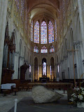Tours cathedral