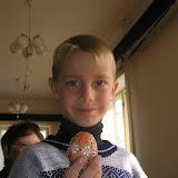 Vykoledované vajíčko