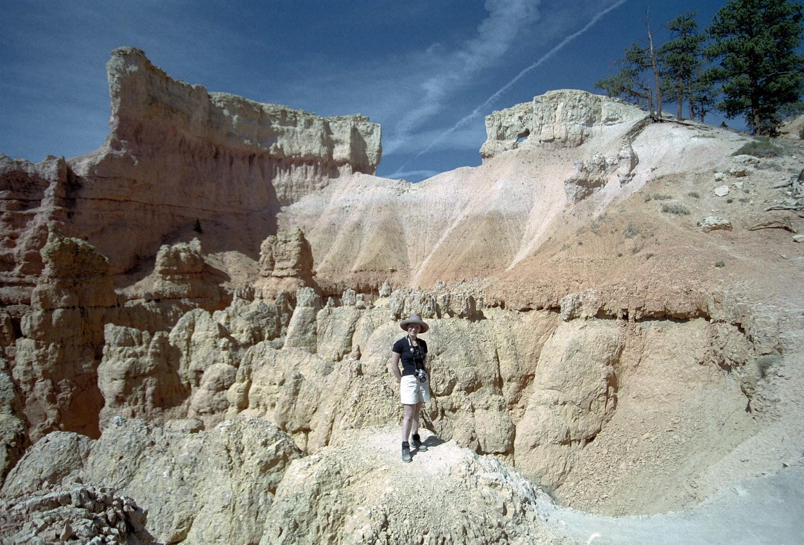 Kas at Bryce Canyon