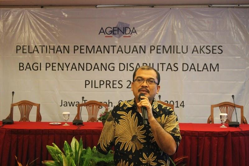 PPDI Trainer on Oserver Workshop Central Java 1-2 July 2014