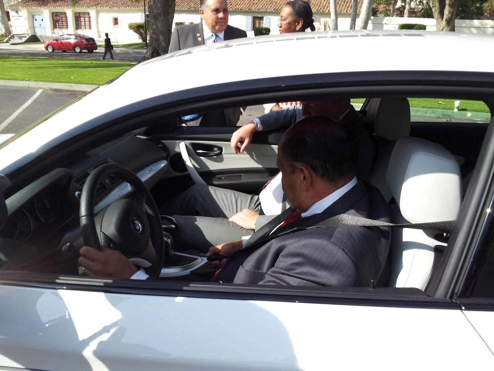 Senator Lou Correa