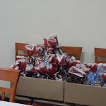 Ajándékot is kaptak a rászorulók