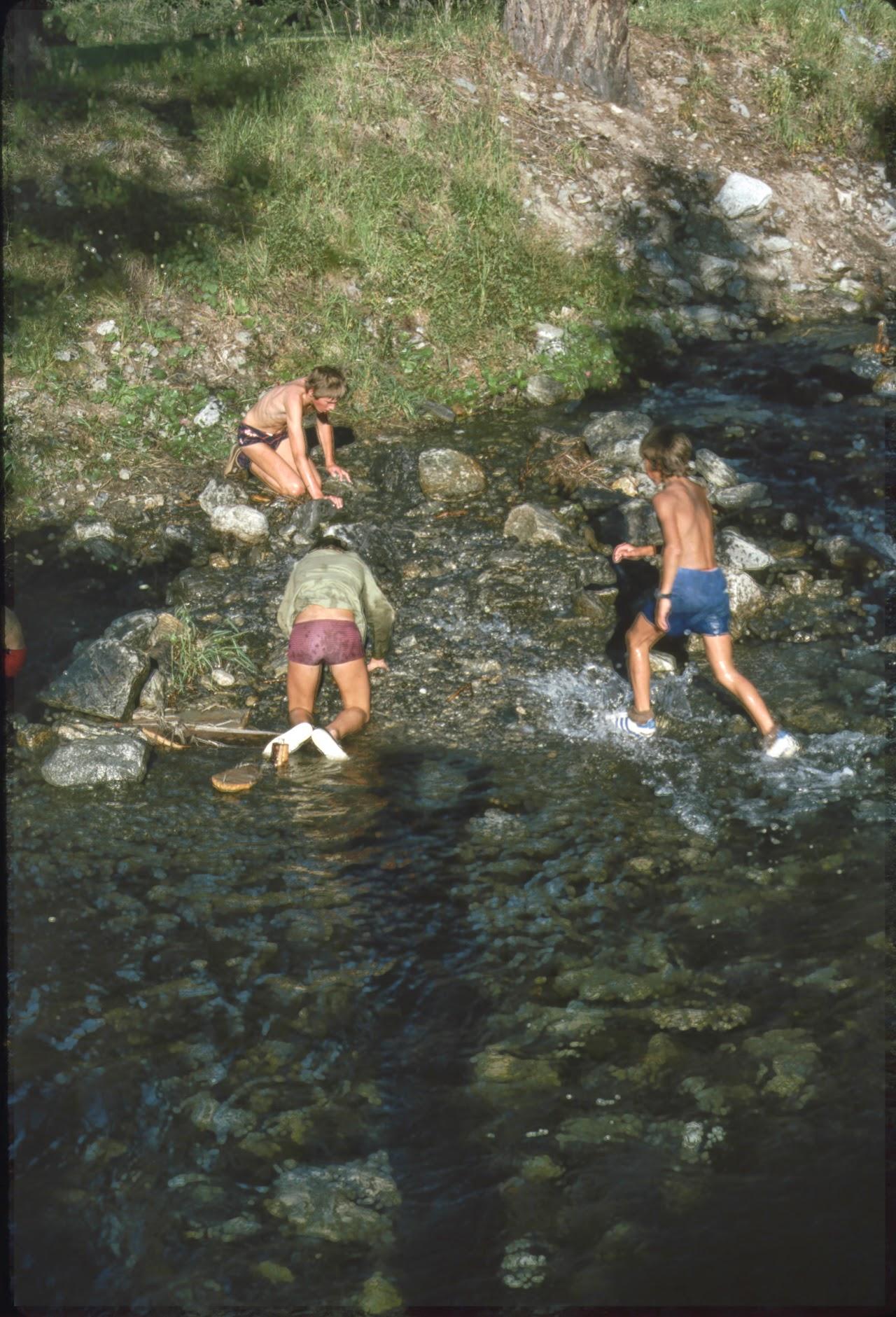 1981 Sommerlager JW - SolaJW81_146