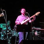 Advent guitars & rhythm section live at MARPROG (photo courtesy of Vinnie Mineo)